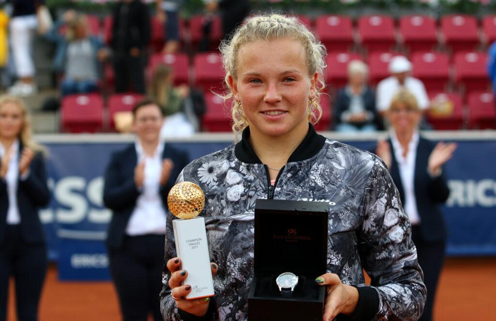 Vinnare 2017 - Katerina Siniakova