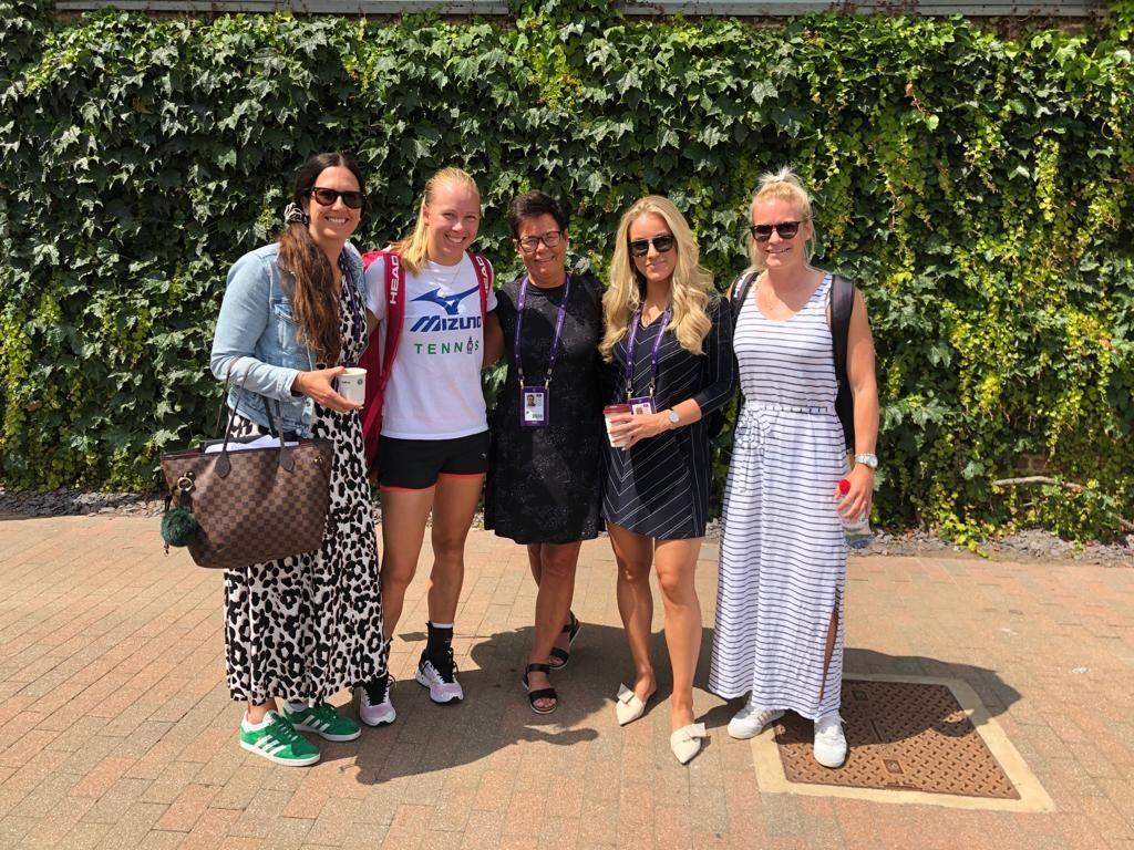 Svenska maffian på Wimbledon